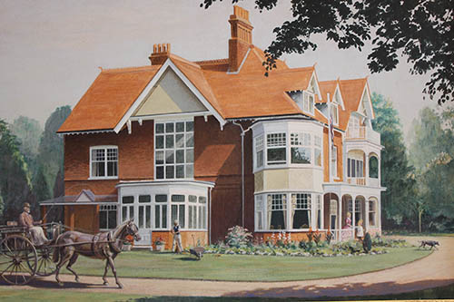 about brafield care home