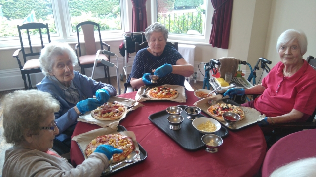Pizza Time at Bradfield!