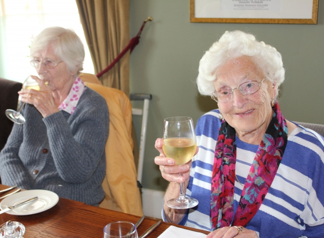 variety of trips, visit Bradfield Residential Home.
